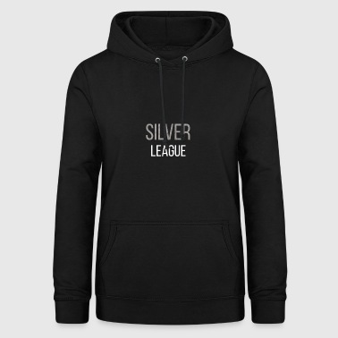 T-shirt lol Silver League Legends - Luvtröja dam