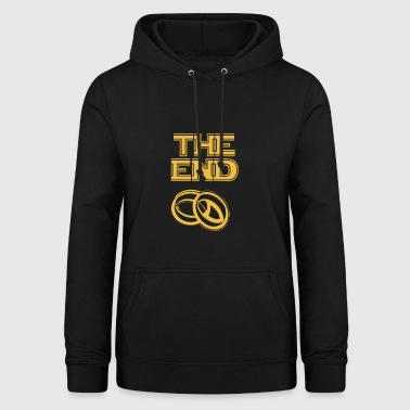 the end - Women's Hoodie