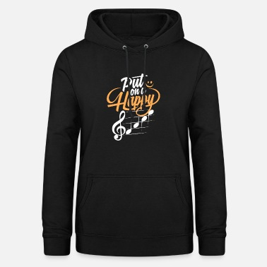 Happy Face happy face - Women's Hoodie