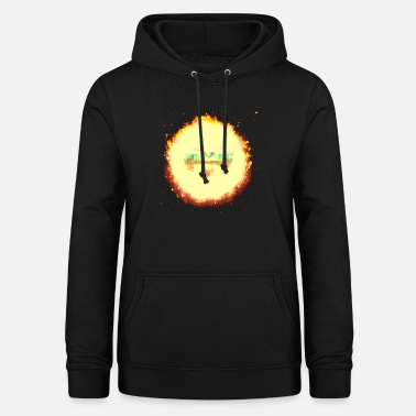 Exercise Exercise burning exercise - Women's Hoodie