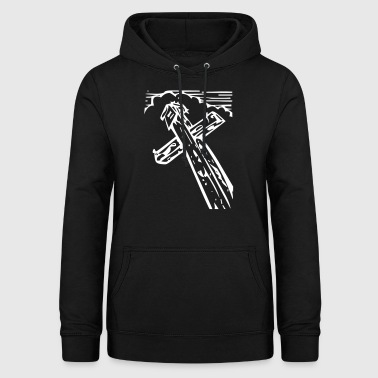 Christian Cross - Women's Hoodie