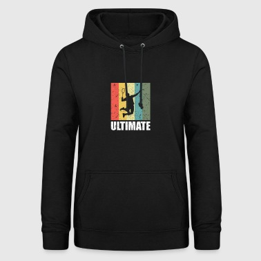Ultime badminton ultime - Sweat à capuche Femme
