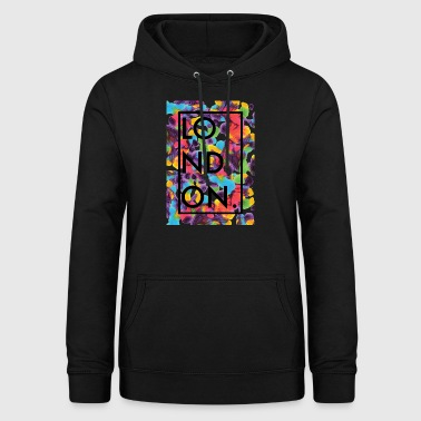 London Art 2 - Frauen Hoodie
