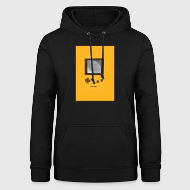 Game Boy Nostalgia - Laurids B Design - Sweat à capuche Femme
