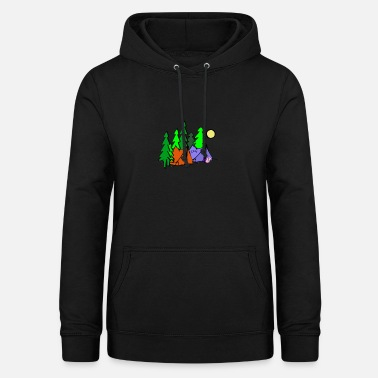 To Camp Camping Camping - Women's Hoodie