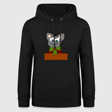 Detective Mouse - Women's Hoodie