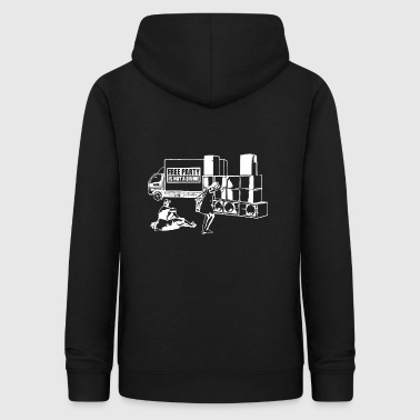Soundsystem free party 23 - Women's Hoodie