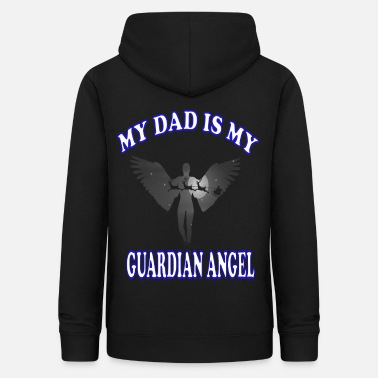 Guardian Angel Father Christmas - Women's Hoodie