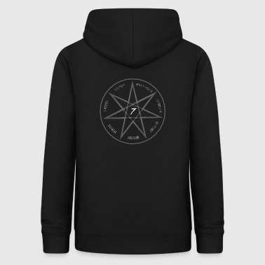 Deadly Sins 7 deadly sins logo - Women's Hoodie