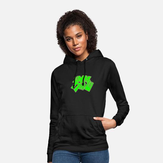 Studio Hoodies & Sweatshirts - SPORTS - Women's Hoodie black