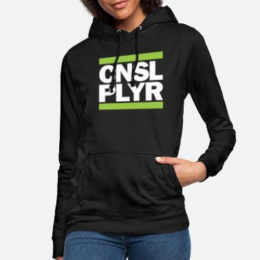 Console CONSOLE PLAYER / console players - Women's Hoodie