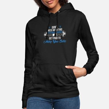Personal Trainer Personal Trainer Gym - Women's Hoodie