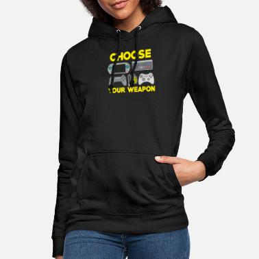 Console Console Vintage - Women's Hoodie