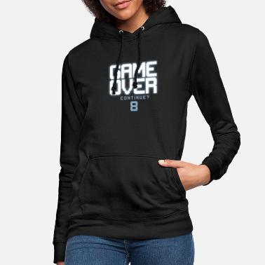 Game Over Game over - Women's Hoodie