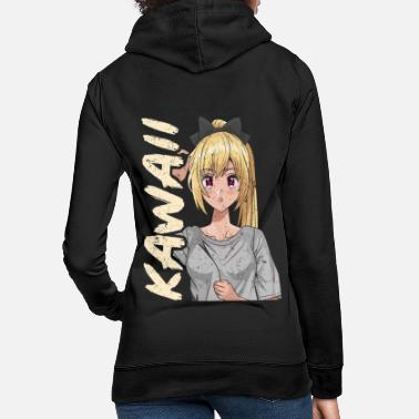 Kawaii Anime Girl - Kawaii - Frauen Hoodie