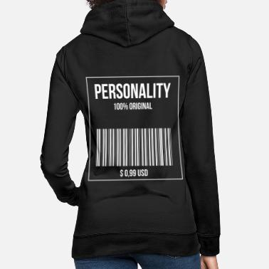 Person PERSONALITY - Women's Hoodie