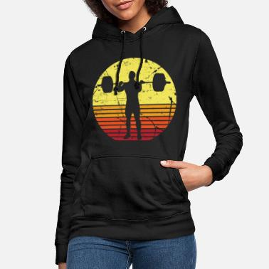 Weightlifting weightlifting - Women's Hoodie