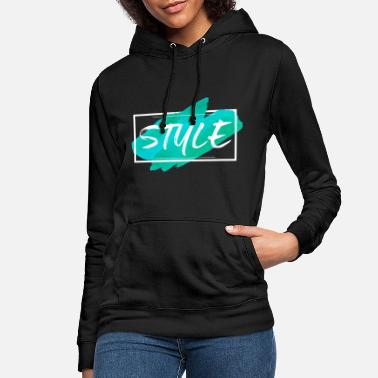 Style STYLE - Vrouwen hoodie