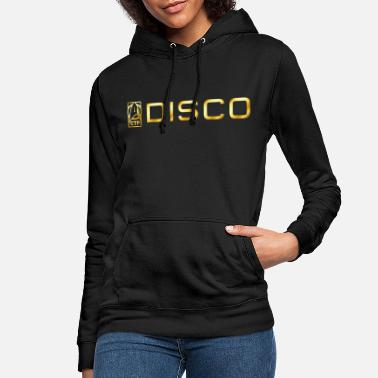 Star Trek Discovery DISCO/DSC - Sweat à capuche Femme