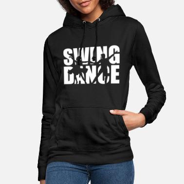 Swing Dancer Swing dancers - Women's Hoodie
