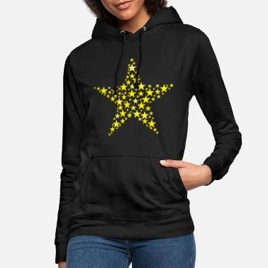 Star Stars North Star Starry Sky Star Stars - Women's Hoodie