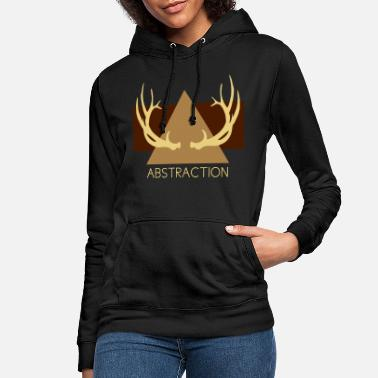 Abstract Abstraction - Women's Hoodie