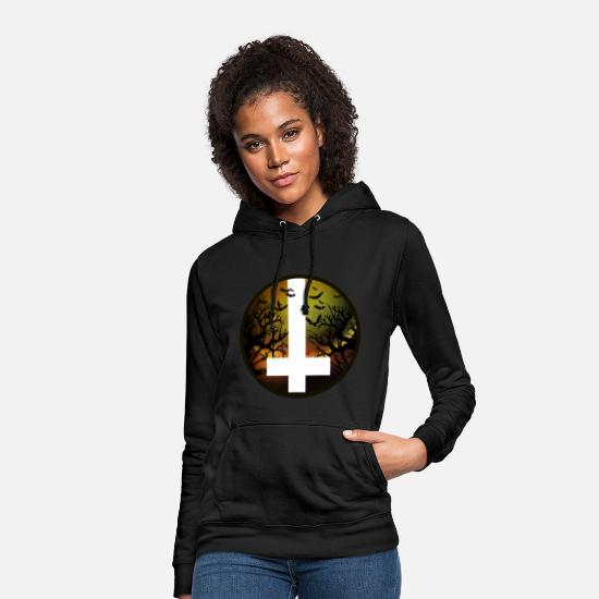 Gift Idea Hoodies & Sweatshirts - gothic - Women's Hoodie black