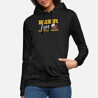 Antibier Anti Beer beer opponents no beer gift - Women's Hoodie