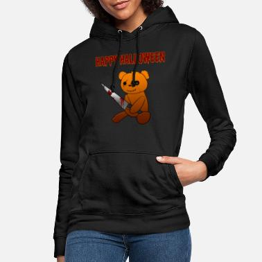 Horror Halloween horror - Women's Hoodie