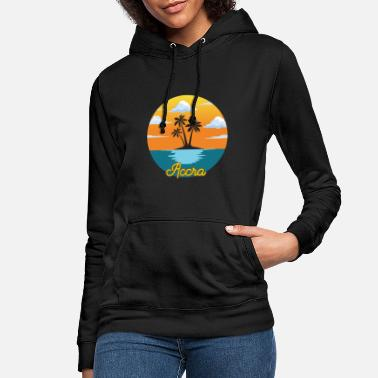Accra Accra dream vacation and holiday - Women's Hoodie