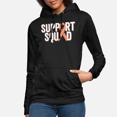 Endometrial Cancer Survivor Support Squad | Uterine Endometrial Cancer - Women's Hoodie