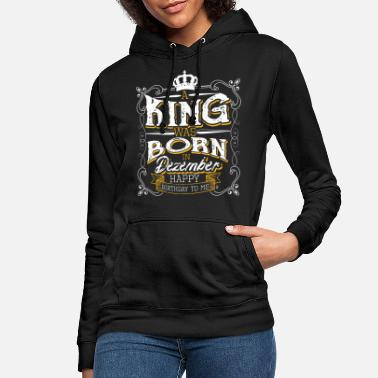 Production Year Year of construction December Gift established Bursdag - Women's Hoodie