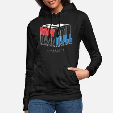 Jumpstyle Rock and Roll - Frauen Hoodie