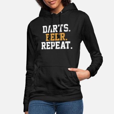 Bar-pub Dart Beer Bar Pub Vintage Arrow - Women's Hoodie