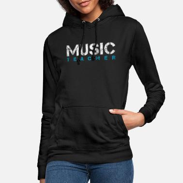 Music-lesson Music teacher music teacher music lessons - Women's Hoodie