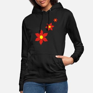 Flowers Flower, flowers, rose - Women's Hoodie