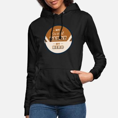 Father's Day, Dad, Celebrate, Drink, Father, Fahrradtou - Women's Hoodie
