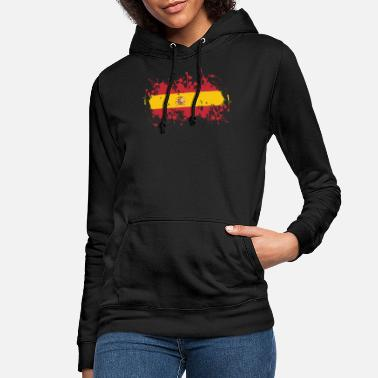 Spain spain flag inc - Women's Hoodie