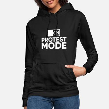 Protest Protest - Frauen Hoodie