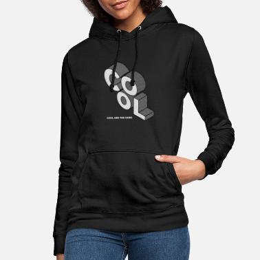 cool and the gang - Frauen Hoodie