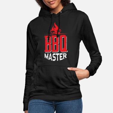 Bbq Master Grill BBQ Master BBQ Lover - Vrouwen hoodie
