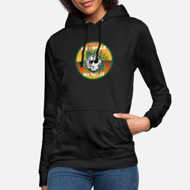 Lion My Jungle My Rules - Women's Hoodie