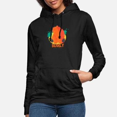 Leible Animal Bear - Leibl Designs - Women's Hoodie