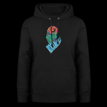 Sex And Drugs And RockNRoll - Women's Hoodie