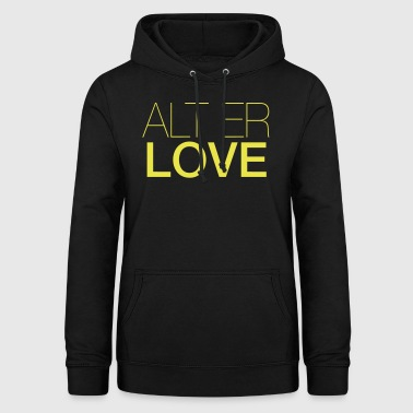 ALT YOUR LOVE - Hettegenser for kvinner