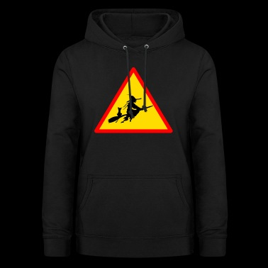 witches witch witches witch halloween - Women's Hoodie