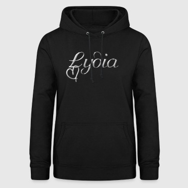 Lydia name first name name day - Women's Hoodie