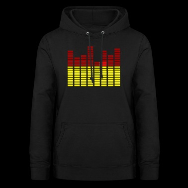 equalizer - Vrouwen hoodie