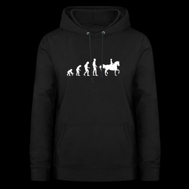 Evolution dressage - Women's Hoodie