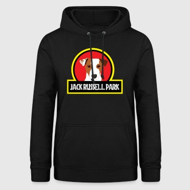 Dog / Jack Russell: Jack Russell Park - Women's Hoodie